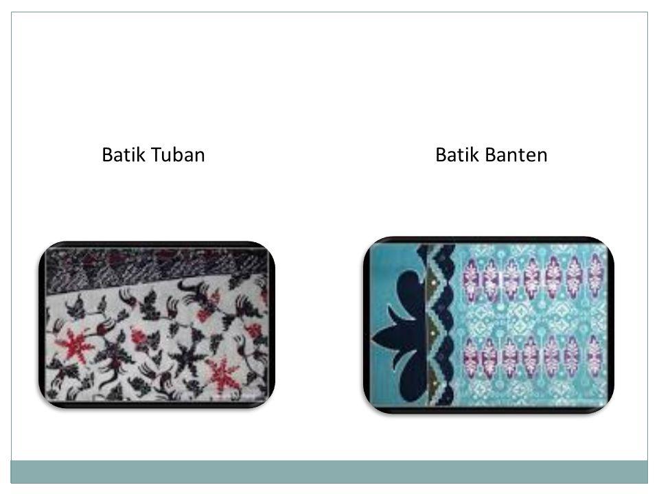 Batik BantenBatik Tuban