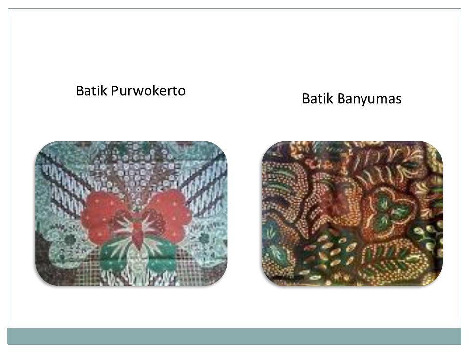 Batik Banyumas Batik Purwokerto