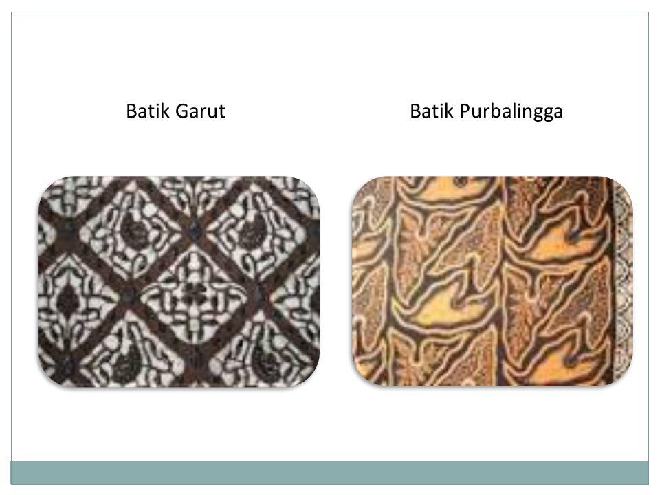 Batik PurbalinggaBatik Garut