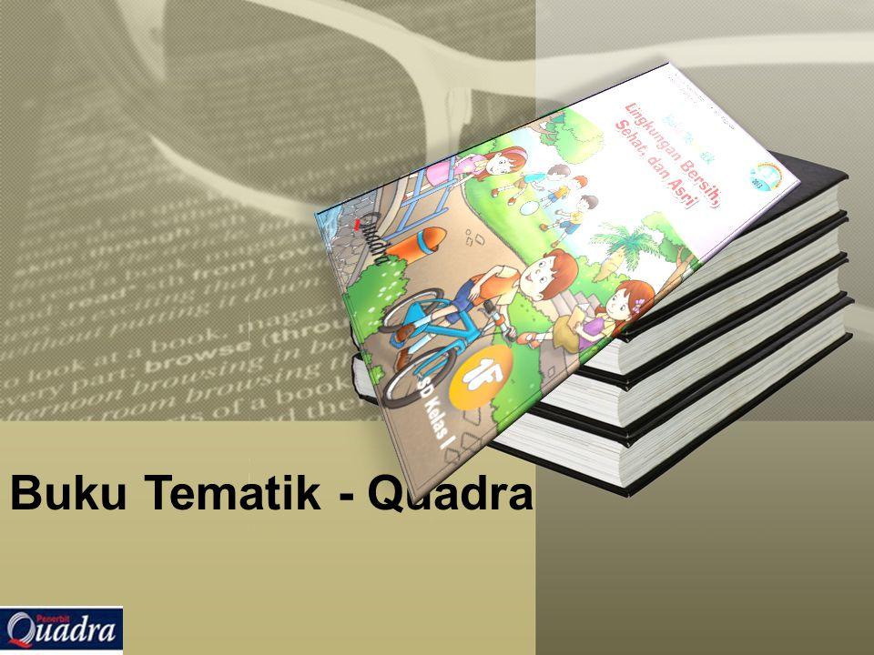Buku Tematik - Quadra