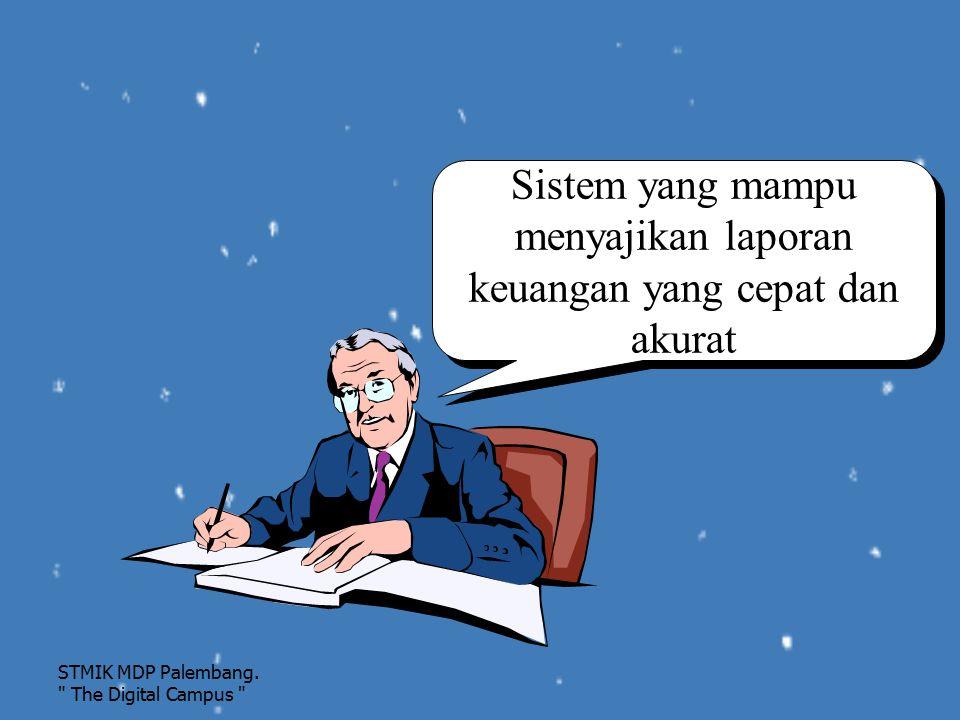 STMIK MDP Palembang.