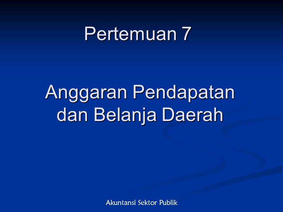 Dasar Hukum Undang-undang No.32 Tahun 2004 tentang Pemerintahan Daerah.
