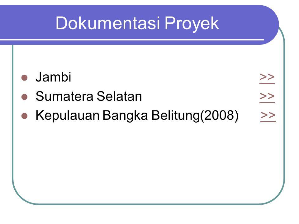 Kegiatan KMP Regional 3 Palembang di Tahun 2009 Laporan Bulanan dan Laporan Khusus dan Laporan Rapat-Rapat / Presentasi. Notulis Rakor Semester I Tahu
