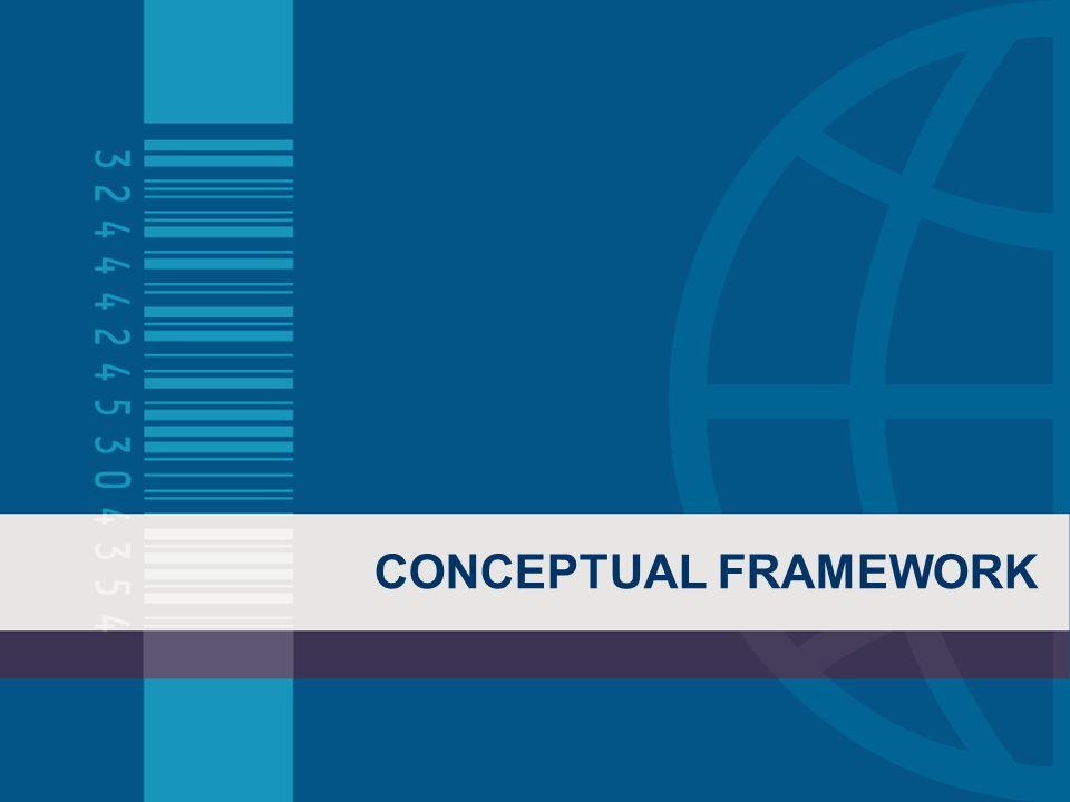 Conceptual Framework IASB & FASB Sampai saat ini proyek tersebut telah mengidentifikasikan objective/tujuan dari financial reporting dan karakteristik kualitatif atas informasi laporan keuangan.