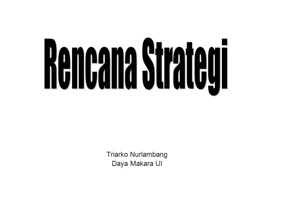 *) keterangan/ contoh SPACE Matrix Posisi Strategis InternalPosisi Strategis Eksternal Financial Strength (FS)  ROI  Leverage  Liquidity  Working Capital  Cash flow  Ease to exit from market  Risk involved in Business Environmental Stability (ES)  Technology change  Rate of inflation  Demand variability  Price range of competing product  Barriers to entry into market  Competitive pressure  Price elasticity of demand Competitive Advantage (CA)  Market Share  Product Quality  Product Life Cycle  Customer Loyalty  Competition's capacity utilization  Technology know-how  Control over supplier and utilization distributor Industry Strength (IS)  Growth potential  Profit potential  Financial stability  Technological know-how  Resource utilization  Ease to exit from market  Productivity, capacity Catatan: masing-masing variabel diberi skala penilaian 1 s/d 6 (paling buruk s/d paling baik) dan -1 s/d -6 (paling baik s/d paling buruk) dan -1 s/d -6 (paling baik s/d paling buruk)