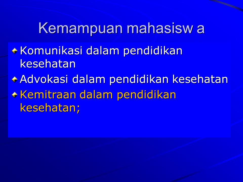 TUGAS MAHASISWA  Merangkum  Small group discussion ( 5 ORANG )  Paper/ MAKALAH MAKS 10 HAL /KEL  Presentasi