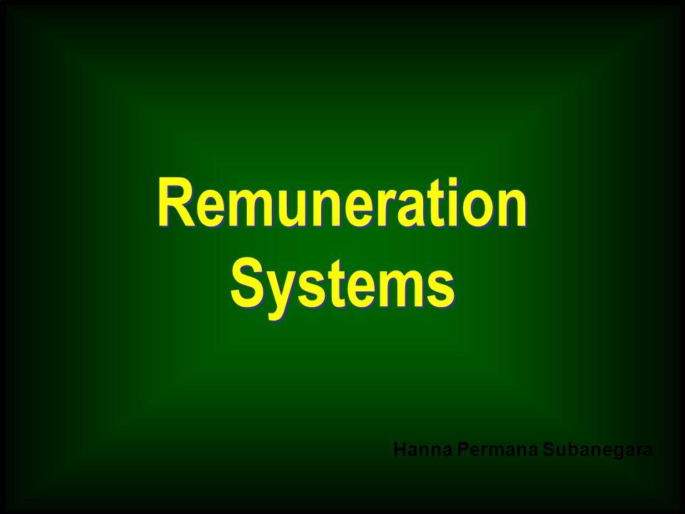 Hanna Permana Subanegara Remuneration Systems Remuneration Systems