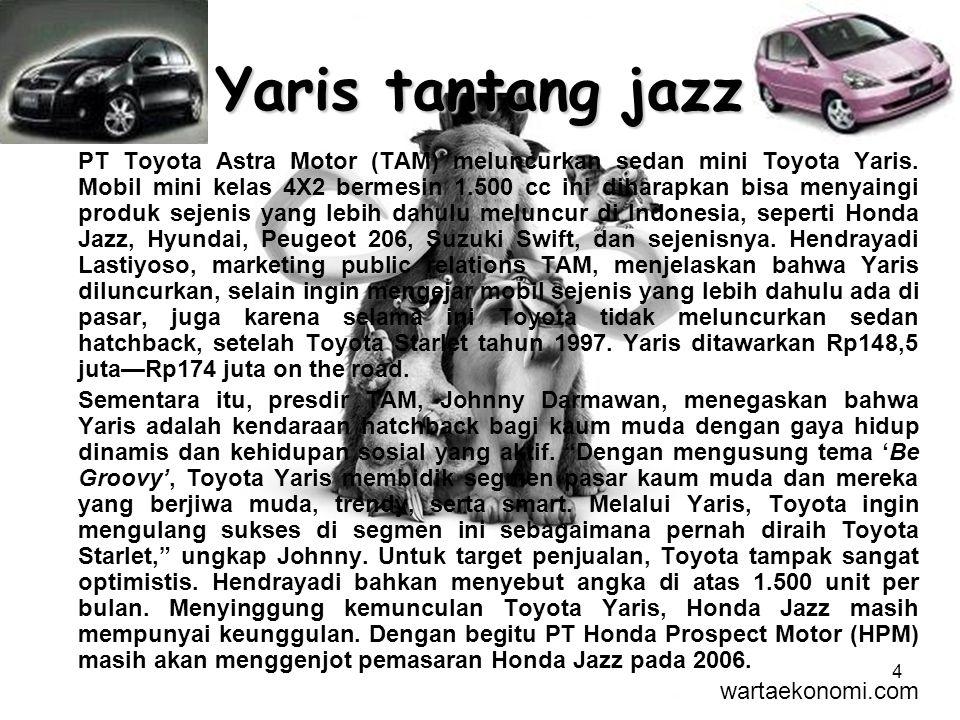 3 HONDA CORPORATE Nama perusahaan : Honda Motor Co. Ltd. Berdiri sejak : 24 September 1948 Modal : ¥ 86 juta ( per 31 Maret 2004 ) Laporan penjualan :