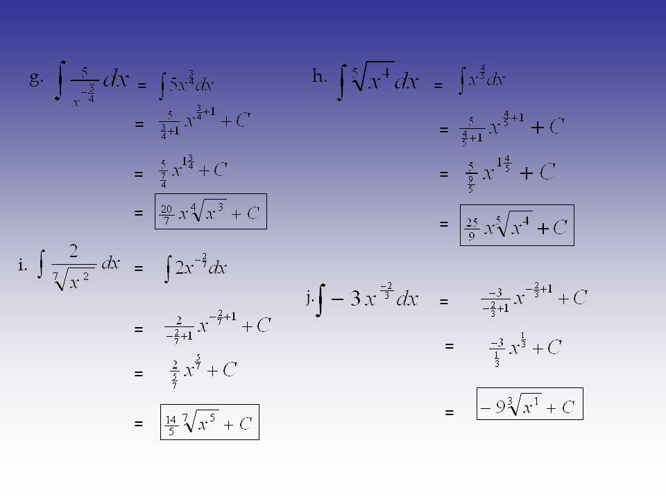 Tentukan integral dari Jawab : Misal