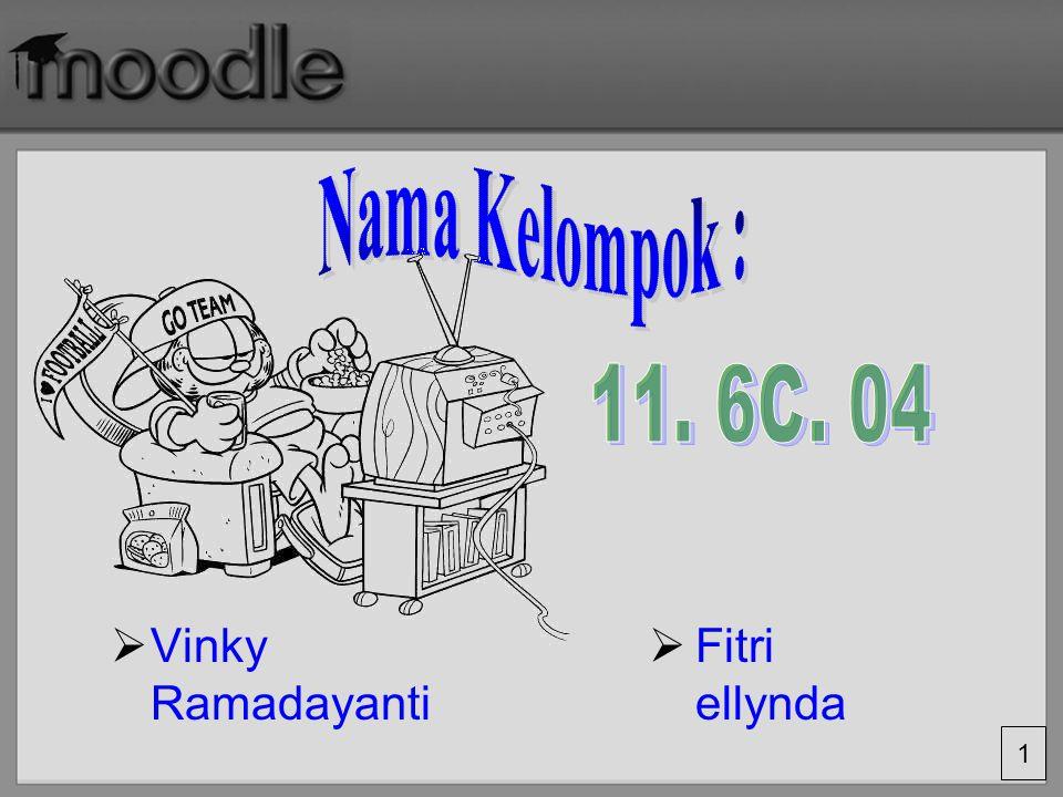 1  Fitri ellynda  Vinky Ramadayanti