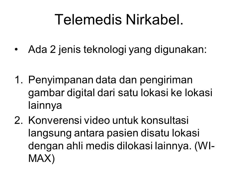 Telemedis Nirkabel.