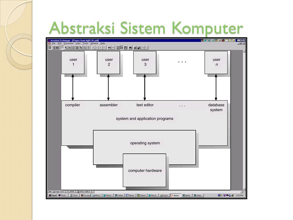 Fungsi Dasar Sistem Operasi Sebagai System Resource Allocator ◦ OS sebagai resource manager diperlukan  karena adanya beberapa user/program aplikasi  Karena adanya beberapa resource untuk dapat diutilisasi oleh user/program aplikasi dalam suatu keterbatasan ◦ Manajemen diperlukan untuk mencegah konflik dan berperan sebagai interface