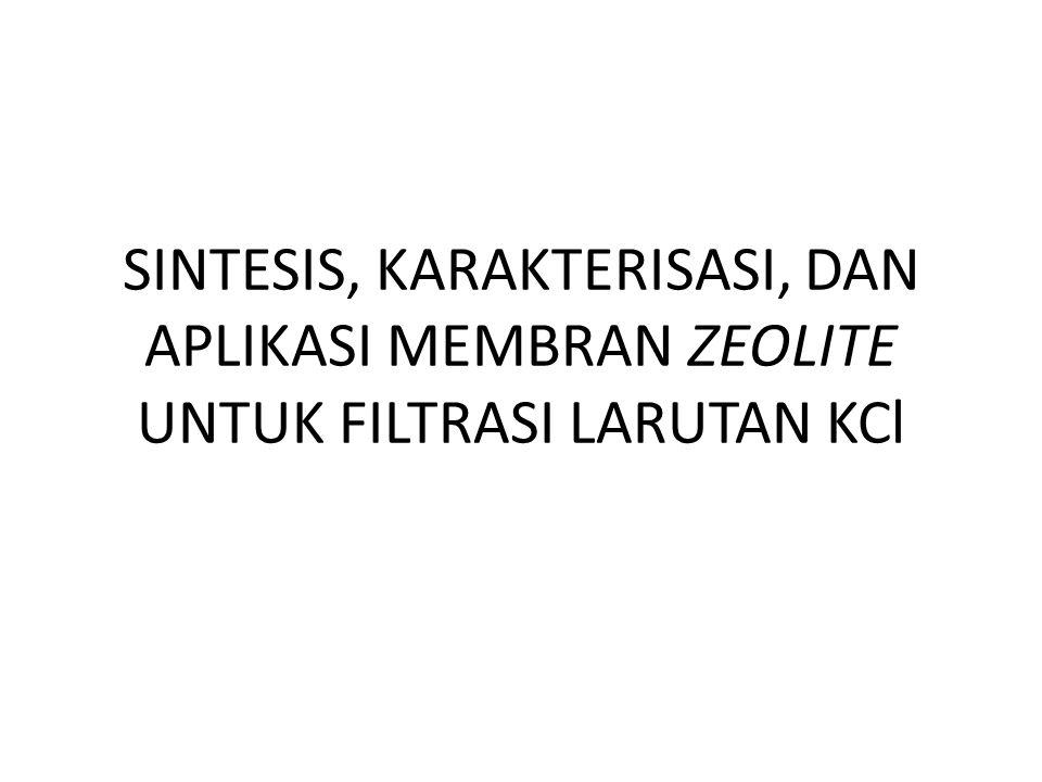 Latar Belakang Reverse osmosis merupakan salah satu metode untuk pengolahan limbah menjadi air bersih yang memiliki prospek sangat baik di Indonesia dikarenakan banyaknya pabrik yang berdiri di Indonesia.