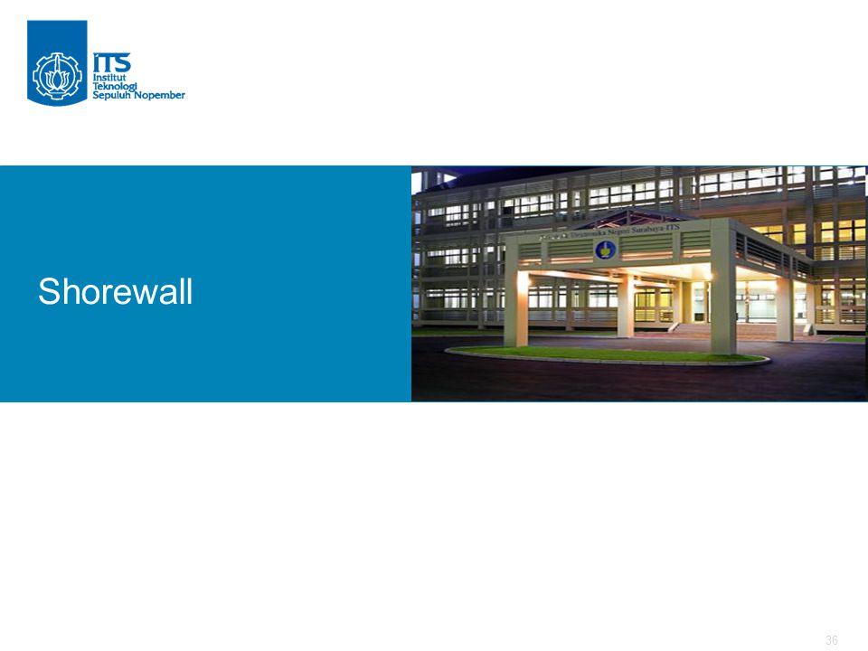 36 Shorewall