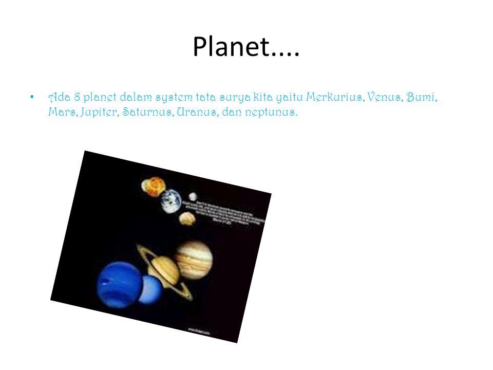 Planet....