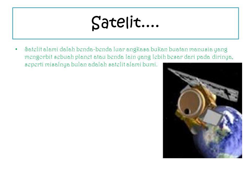 Satelit....