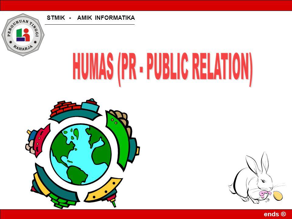 STMIK - AMIK INFORMATIKA ends ®