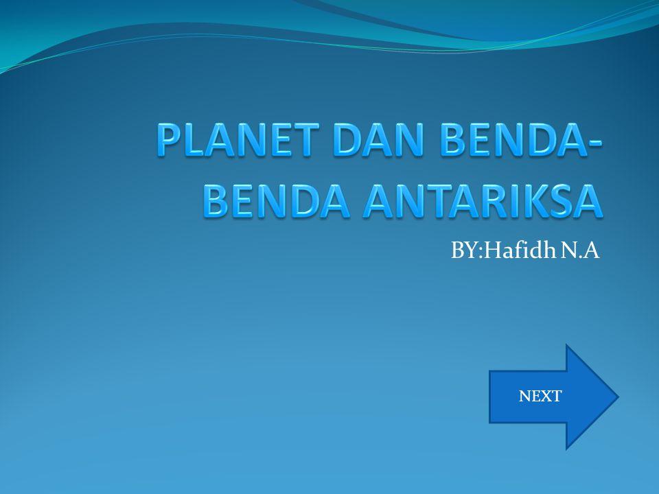 BY:Hafidh N.A NEXT