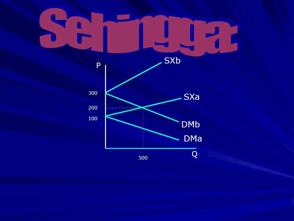 P Q DMb SXb 500 200 DMa SXa 100 300