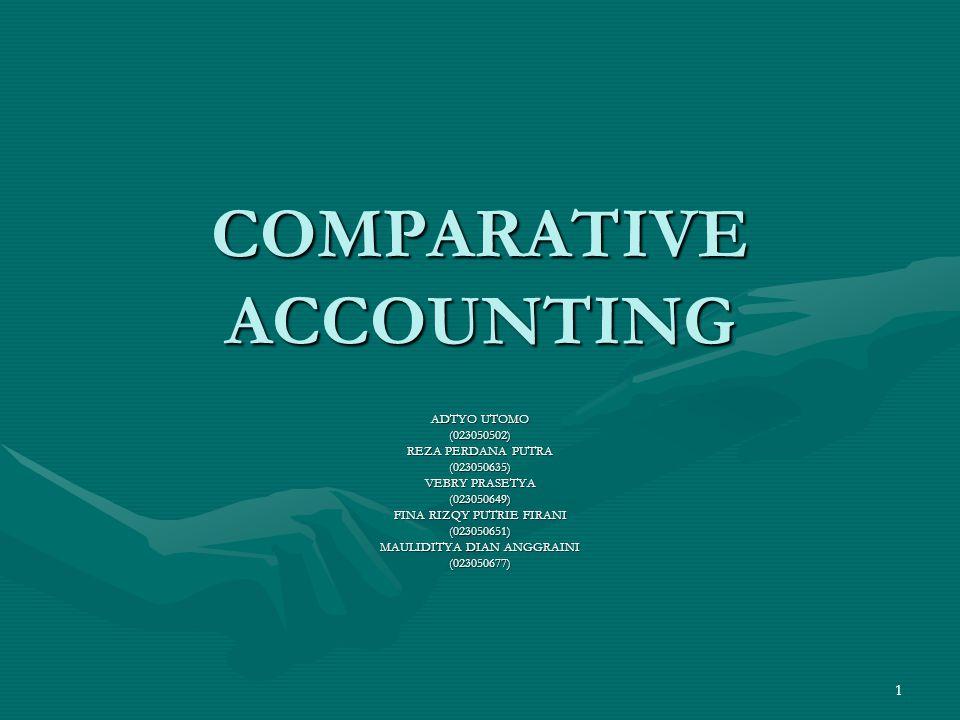 2 6 SISTEM AKUNTANSI INTERNASIONAL DI NEGARA MAJU  PRANCIS Regulasi dan penegakkan aturan akuntansi.