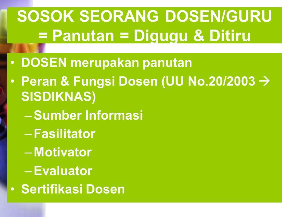 PANGKATNILAI KUMJABATAN FUNGSIONAL III/a100 ASISTEN AHLI III/b150 III/c200 L E K T O R III/d300 IV/a400 LEKTOR KEPALA IV/b550 IV/c700 IV/d850 GURU BESAR IV/e1.050 * Untuk Dosen Yayasan hanya mengenal kenaikan jabatan fungsional saja.