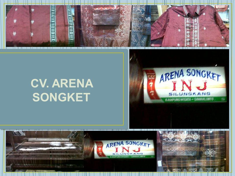 CV. ARENA SONGKET