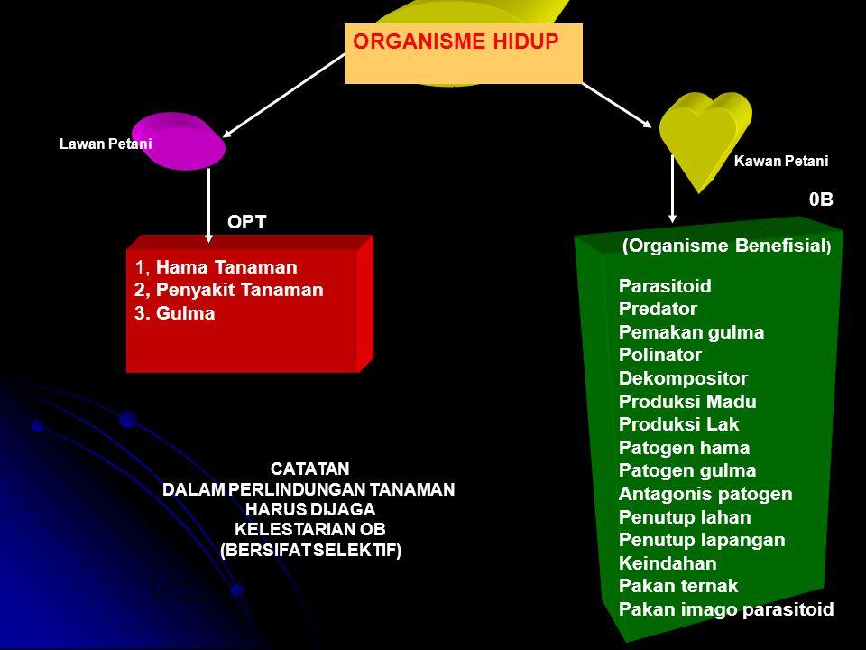 1, Hama Tanaman 2, Penyakit Tanaman 3.