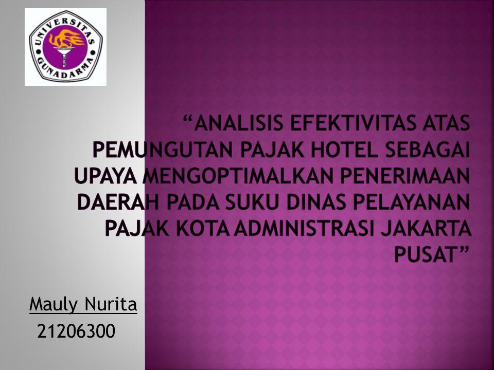 Mauly Nurita 21206300