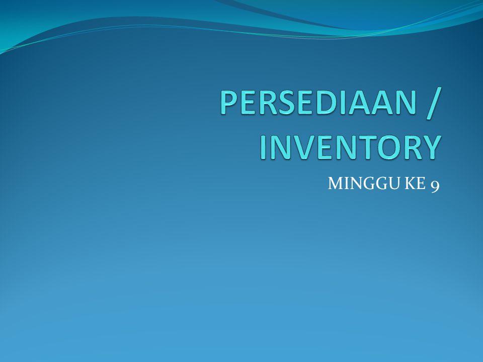 MINGGU KE 9