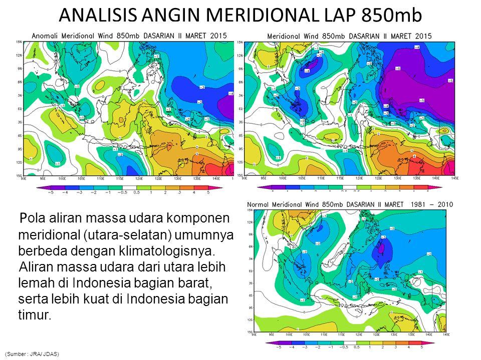 Prakiraan Curah Hujan dan Sifat Hujan Bulan Maret 2015