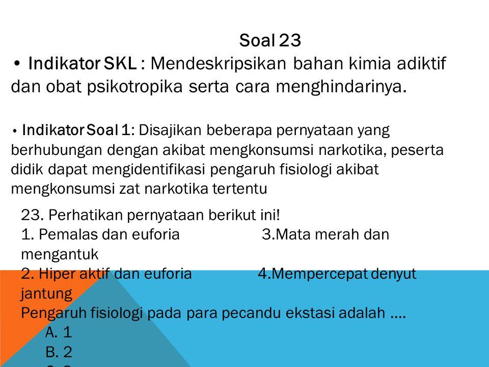 Soal 39 Indikator SKL : Menginterpretasi proses persilangan berdasarkan hukum Mendel Indikator soal ke 3 : Disajikan pernyataan/data persilangan monohibrid intermedier, siswa dapat menentukan jumlah/persentase individu berfenotip tertentu pada F2 dari hasil persilangan F1 39.