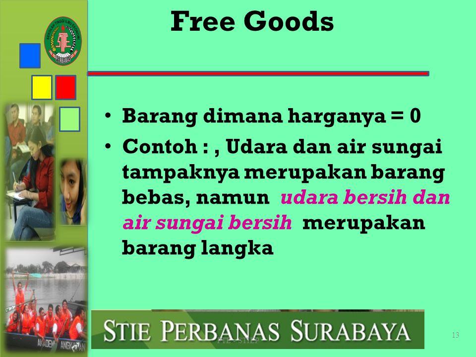 Scarce Goods and Services Scarce Resources  scarce goods and services Good or service is scarce : jika jumlah yang membutuhkan melampaui jumlah yang