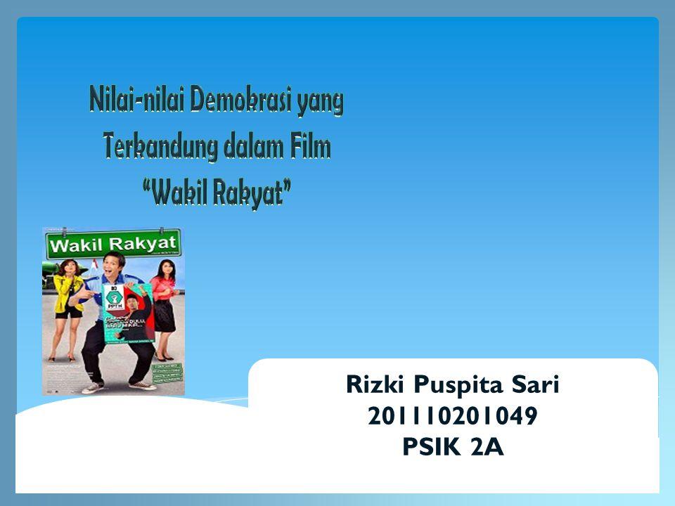 Rizki Puspita Sari 201110201049 PSIK 2A