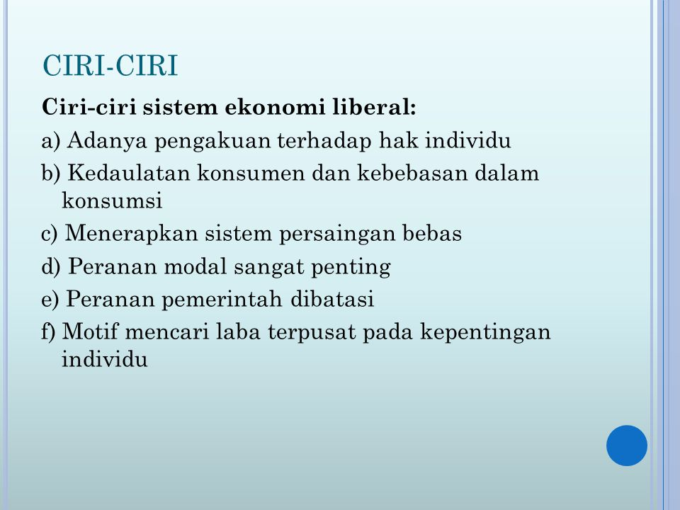 S ISTEM EKONOMI INDONESIA ??? Apa sistem ekenomi Indonesia? Benarkah kita punya sistem ekonomi?