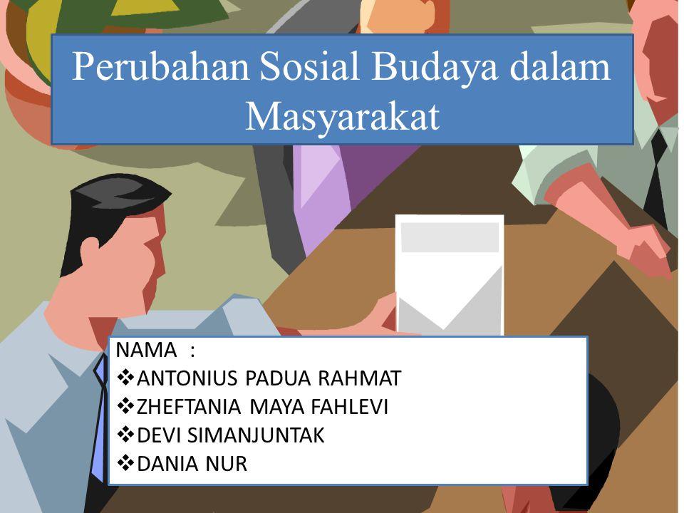 kesimpulan Kebudayaan merupakan aset terbesar dari oleh dan untuk masyarakat Indonesia.