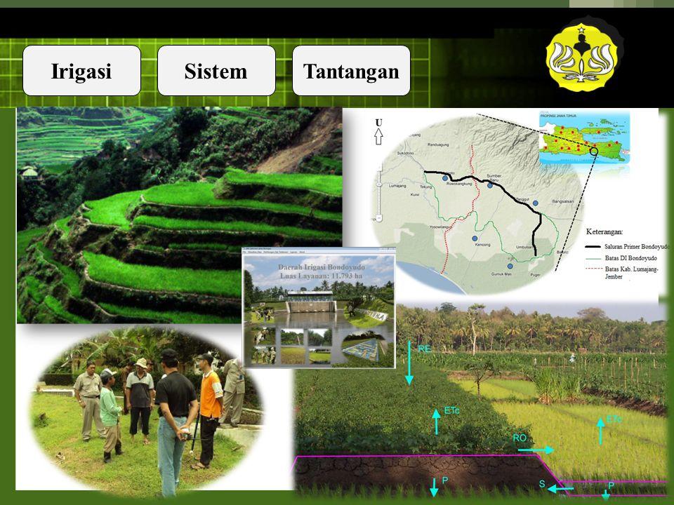Manajemen Sistem Irigasi (Pengantar) Pengampu: Afik Hardanto Hp.: 081804845000 E-mail: tiangalit@yahoo.co.id