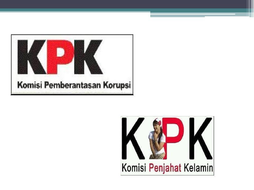 KPK adalah lembaga negara yang bertugas untuk menjalankan amanat undang-undang.