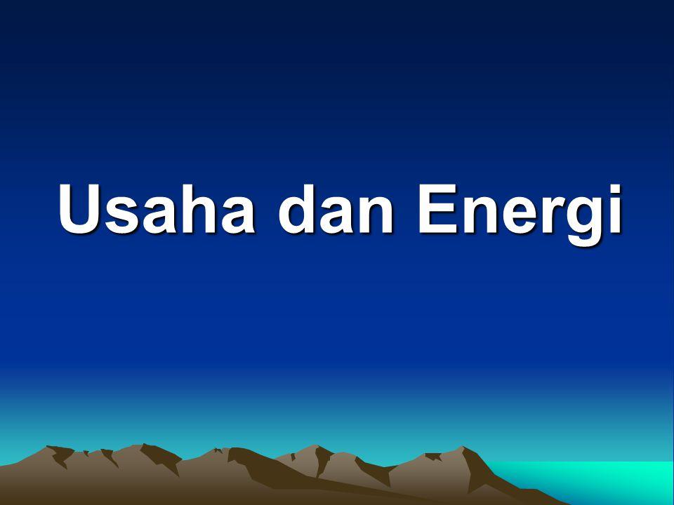 Diagram Energi Potensial 0 x U m x x 0 x U F m x F 0 x U m x F = -dPE/dx = - {slope}