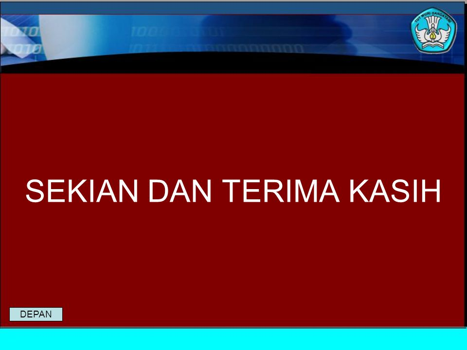 DAFTAR PUSTAKA Dikmenjur. 2004. Mendiagnosis Permasalahan Pengoperasian PC Yang Tersambung Jaringan. Modul TKJ. Jakarta Modul 10 Mendiagnosis permasal