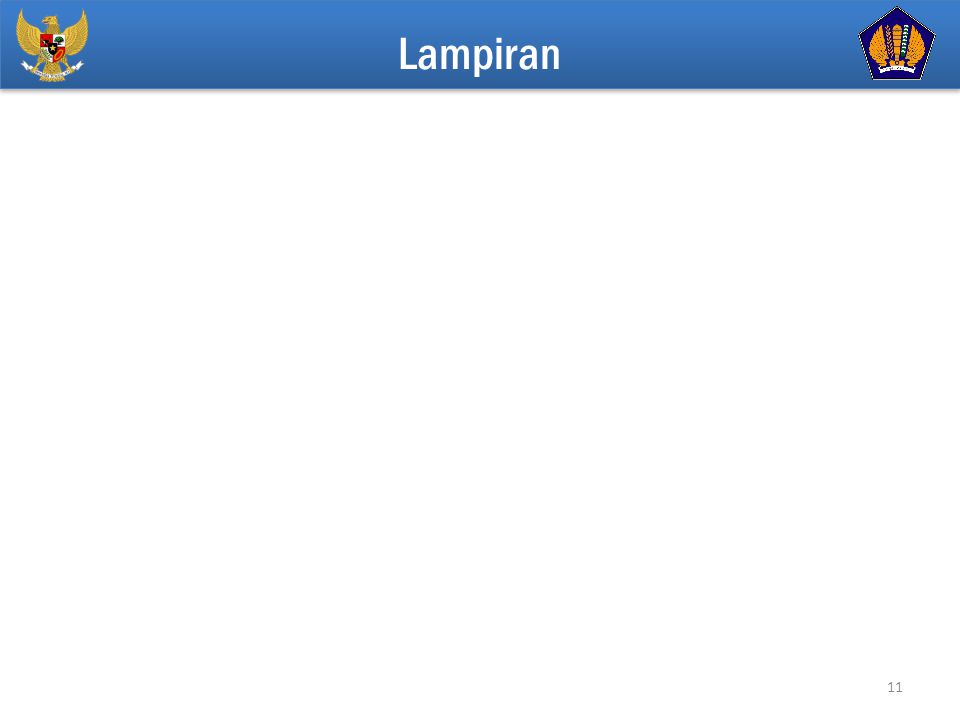Click to edit Master title style Lampiran 11