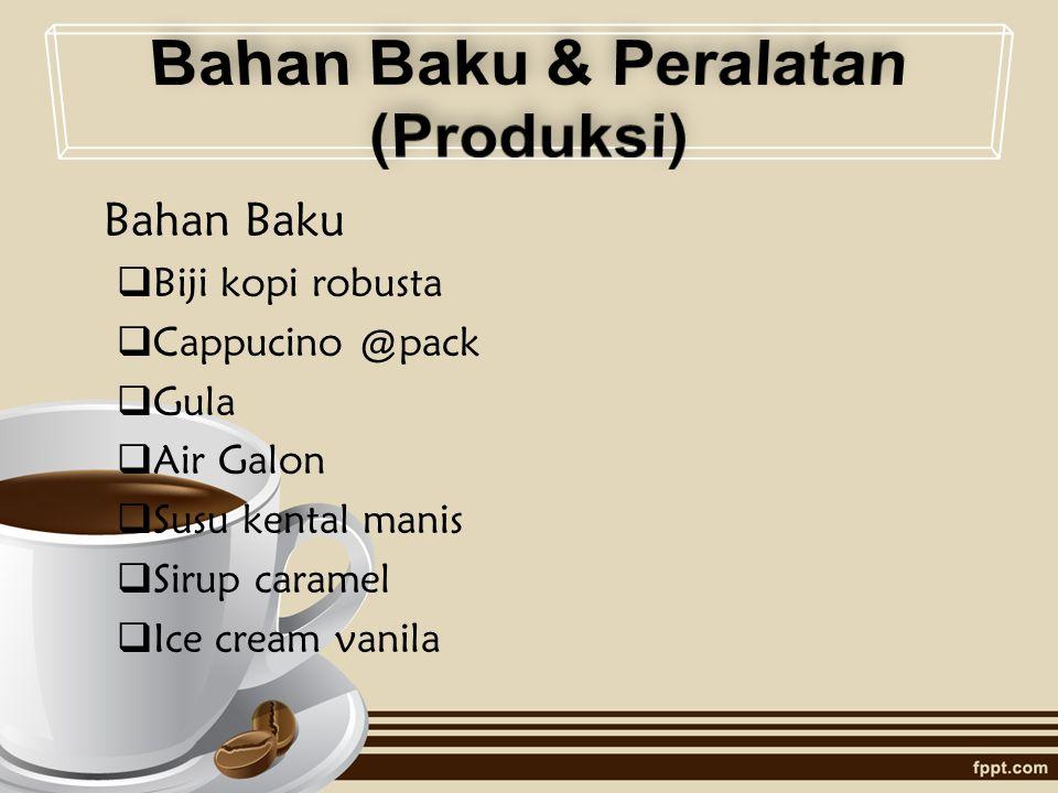  RisrettoRp 10.000,-  ESPRESSO Rp 12.000,-  Black CoffeeRp 5.000,-  Cold EspressoRp 15.000,-  Ice Blended EspressoRp 15.000,-  Caramel Blended E