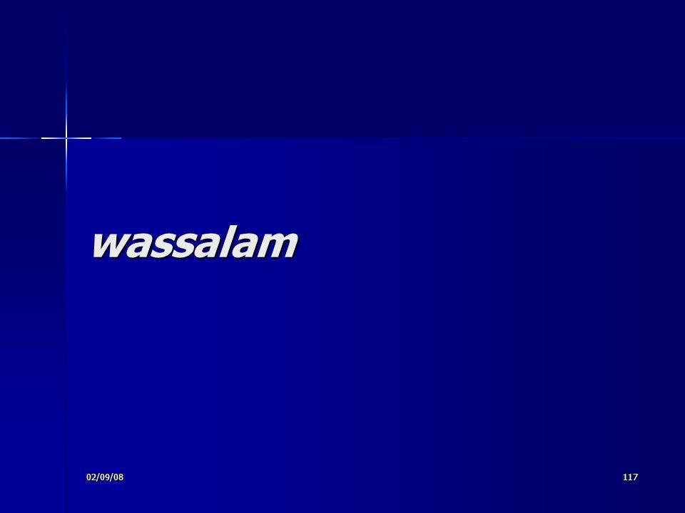 02/09/08117 wassalam