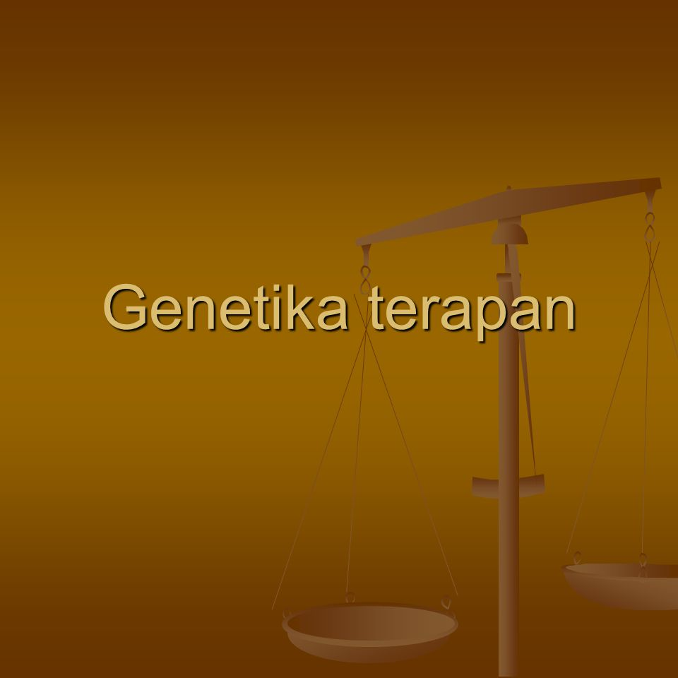 Problem pengembangan bioteknologi Indonesia Kurangnya kerjasama pada suatu proyek yang berorientasi pada tujuan, dan kurangnya tenaga terlatih dibidang teknik-teknik genetik, reproduktif, nutrisi dan veterinari yang baru.