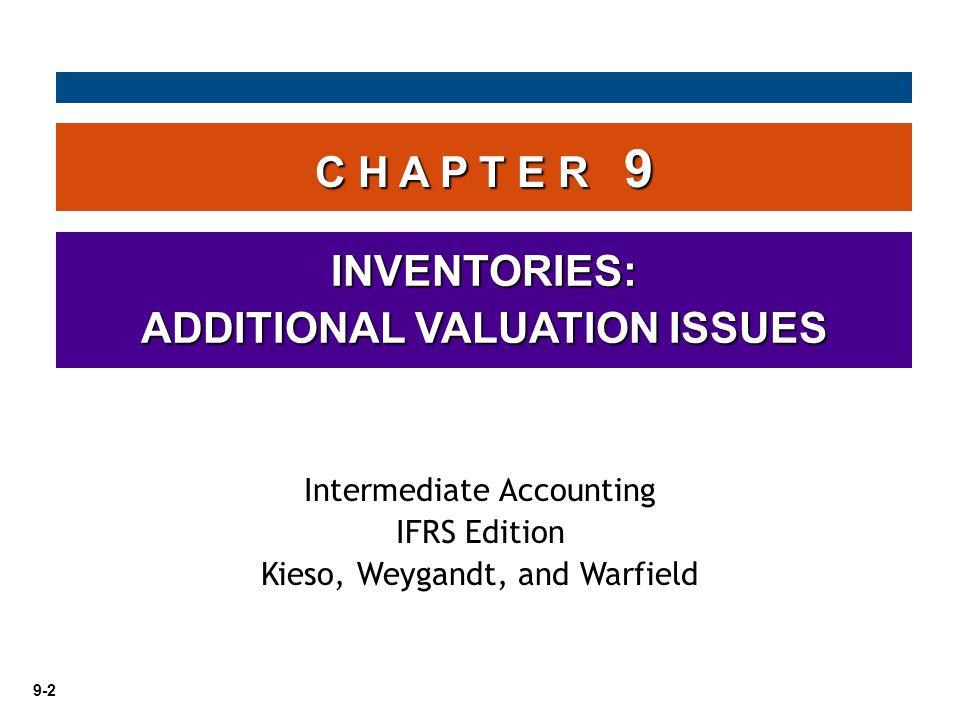 9-3 1.1.Menjelaskan dan mengaplikasikan metode lower-of-cost-or-net realizable value.