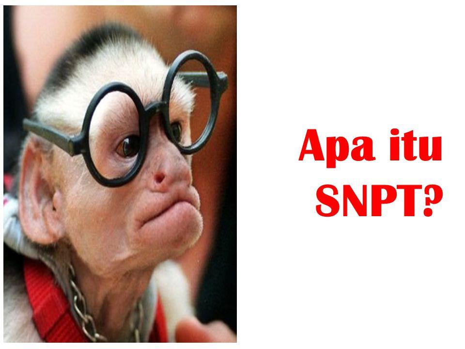 Apa itu SNPT?