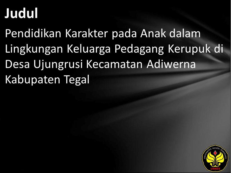 Abstrak Azmi, Fatih Verwiata Nurul.2011.