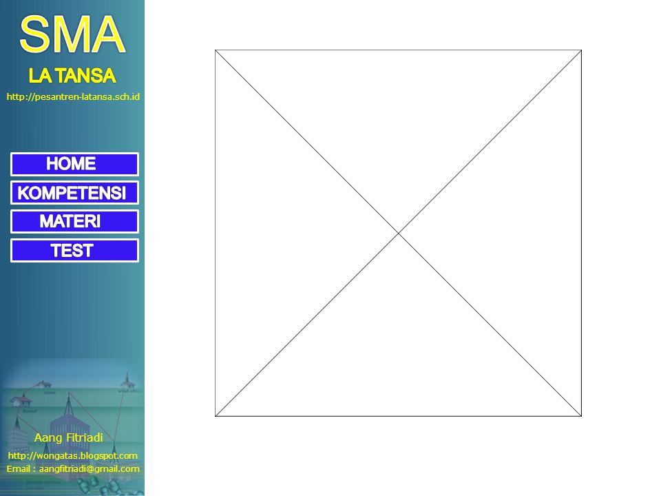 http://pesantren-latansa.sch.id Aang Fitriadi Email : aangfitriadi@gmail.com http://wongatas.blogspot.com