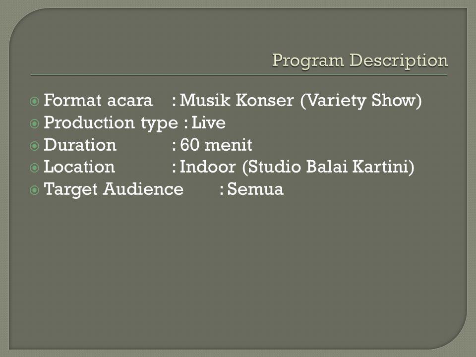  Segmen 7 Sapaan host Kolaborasi performance Alpha Plus Dancer dengan Batavia Dancer Studio Performance Letto : Sebelum Cahaya Cuplikan ke3 VT tentang perjalanan hidup bangsa Indonesia
