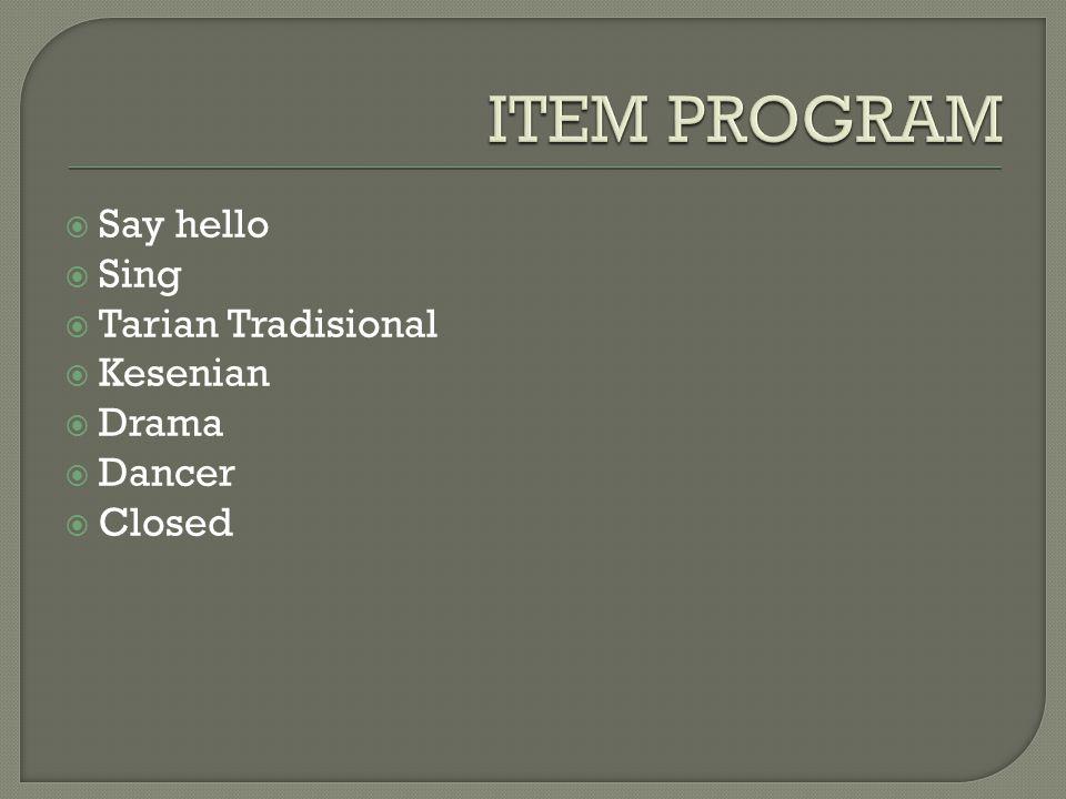  Segmen 8 Closed : Kolaborasi semua penyanyi, bintang tamu, serta host menyanyikan lagu Nasional, Indonesia Beta dengan diiringi Dian HP dan Batavia Dancer Studio.