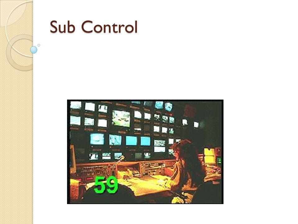 Sub Control
